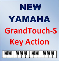 Yamaha GrandTouch-S Key Action
