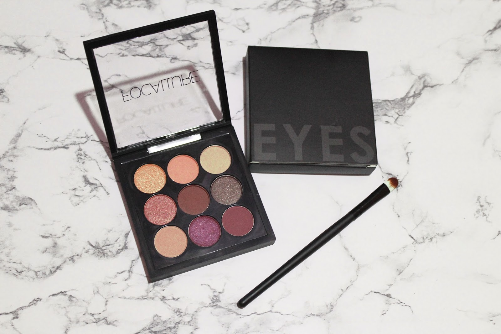 Focallure Eyeshadow Pallete #1
