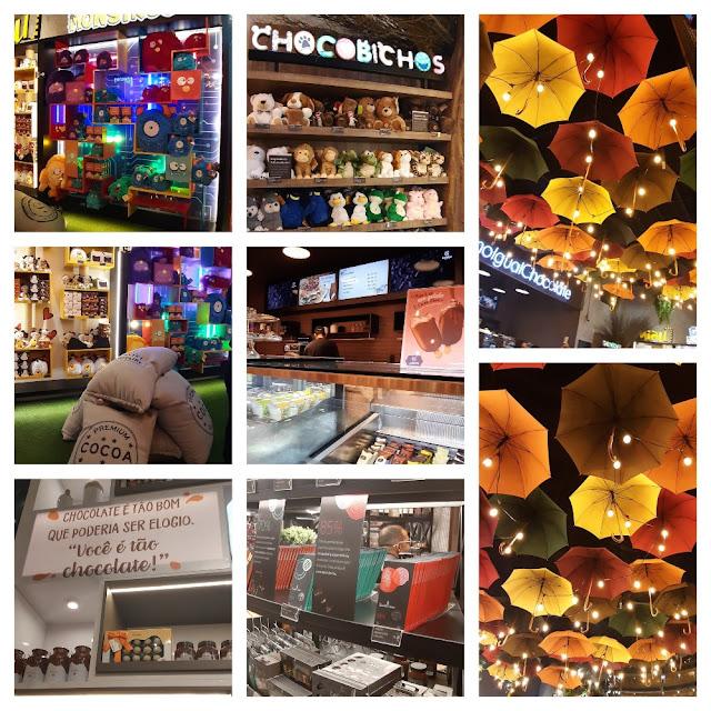10 cafeterias e/ou docerias em Campinas - Mega Store Cacau Show - Shopping Iguatemi