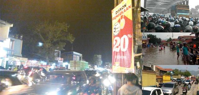 Adakah Solusi Macet Rutin di Jln. Raya Bojongsoang?