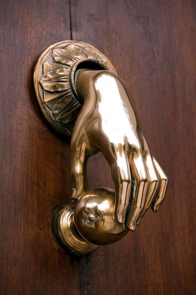 Unique Door Handles