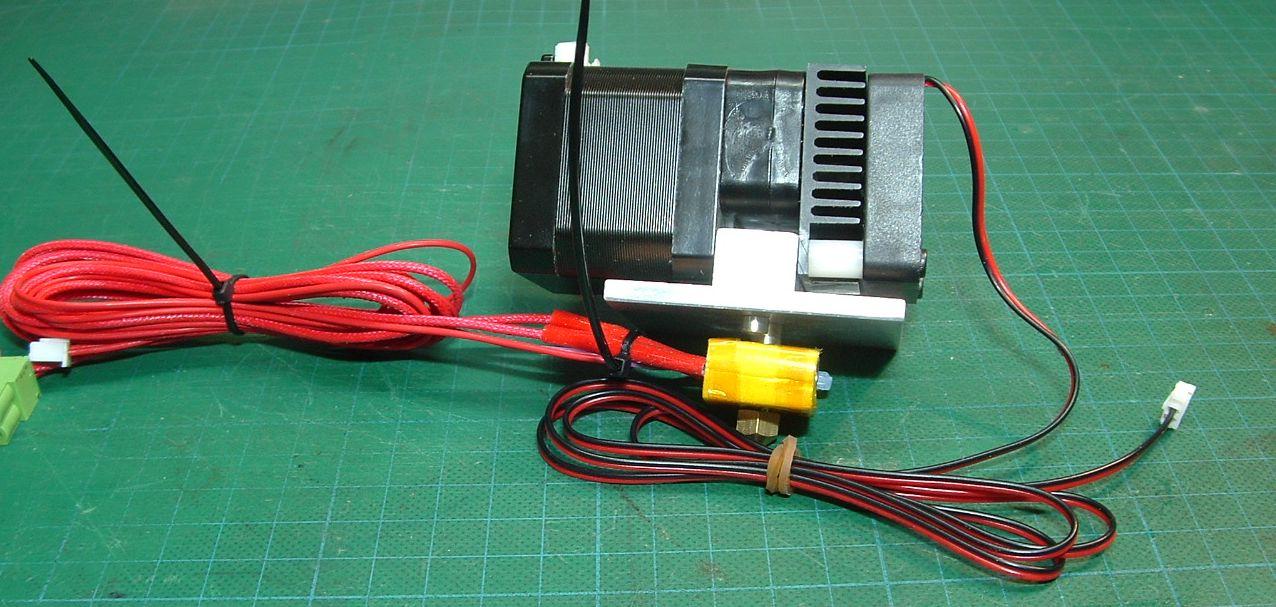Mein Elektronik Hobby: CTC Prusa I3 - Aufbau meines \