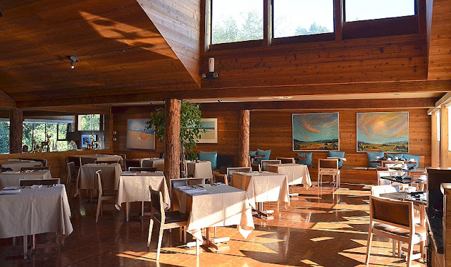Restaurante The Ventana Inn and Spa Ventana em Big Sur
