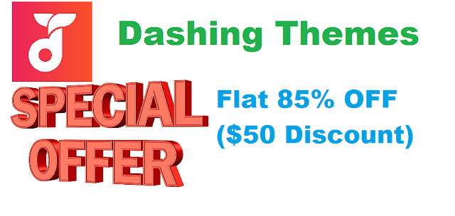 Dashing Themes discount coupon on WP themes