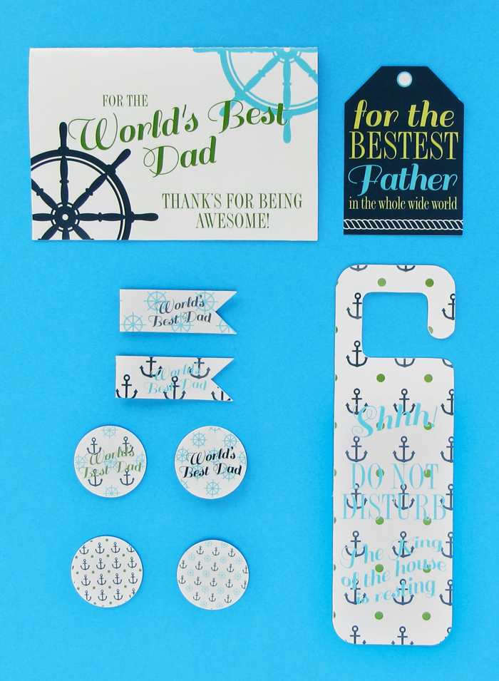 free printable download father's day breakfast in bed, brunch, holidays, diy, do it, yourself, crafts