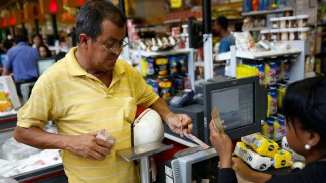 Parlamento de Venezuela prevé inflación de más de un millón por ciento en 2018