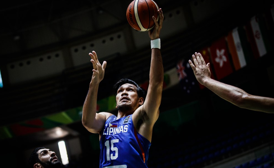 Mar Fajardo posted a superb double-double to lift the Philippines