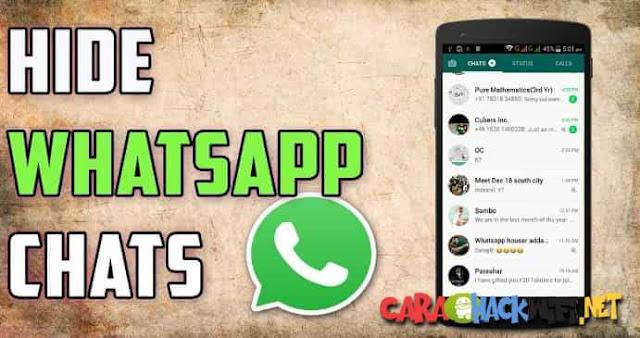 Bagaimana Cara Menyembunyikan Chat di WhatsApp