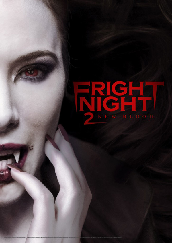 Fright Night 2 New Blood (2013) English Movie Download in 480p | 720p GDrive