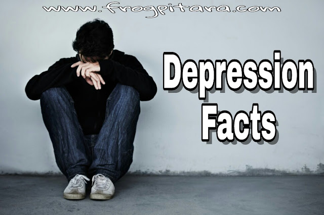 What Is Depression its Symptoms And Facts In Hindi