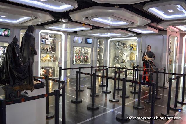 Secret Base Hot Toys Hong Kong Sino Centre
