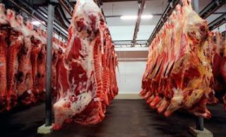 Exportador de carne