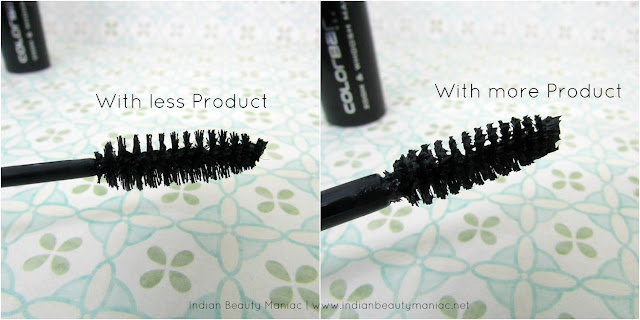 Colorbar Zoom and Whoosh Mascara, Colorbar India, Colorbar Cosmetics, Review, Indian Beauty Blogger, Indian Makeup Blogger