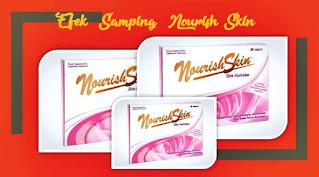 efek samping nourish skin