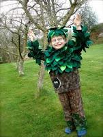 disfraz casero de árbol idifraz com