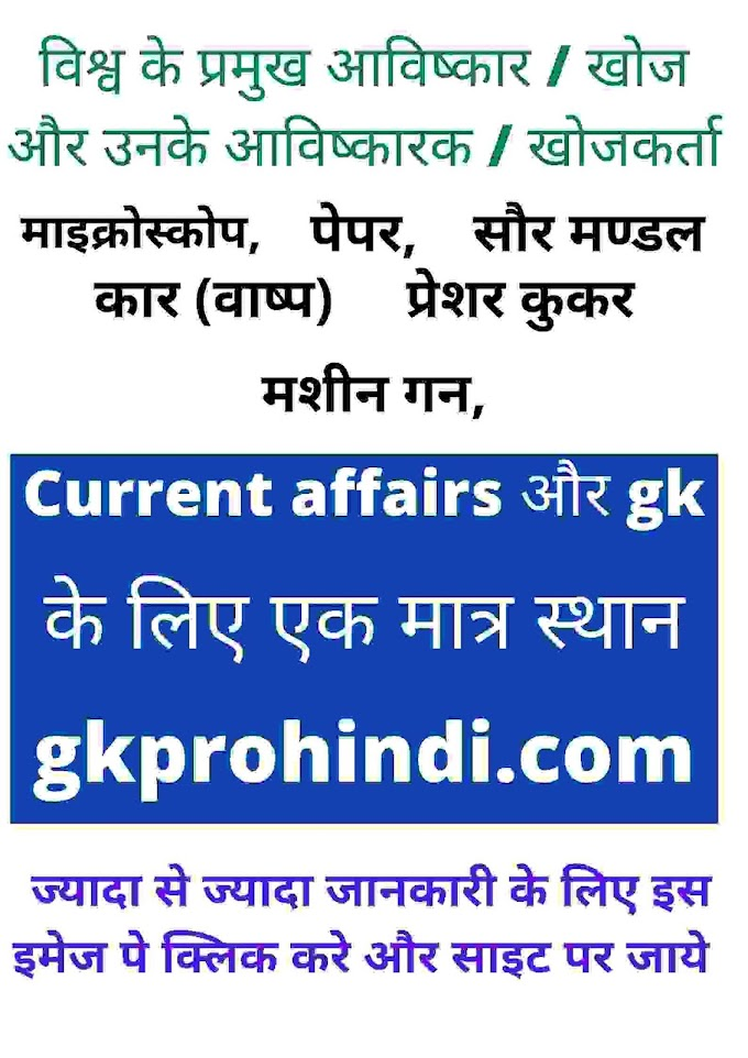 invention inventor in hindi