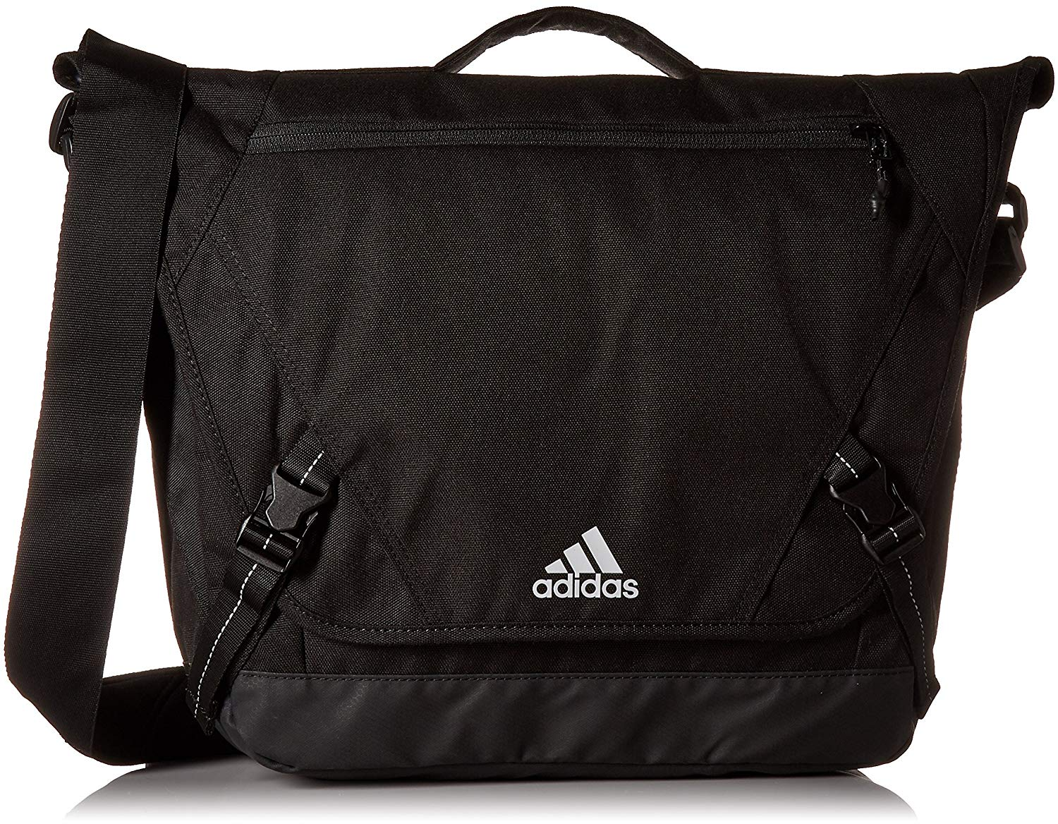d9ae6c4c02cb Head over to Amazon and get this adidas Sport ID Messenger Bag in color  Black on sale for  23.21 (Reg.  65). This bag is made of 100% Polyester.