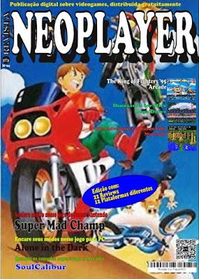 Revista Neo Player N°01