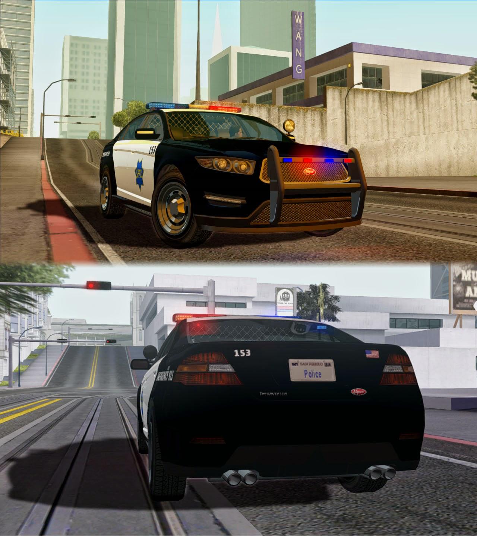 M4k3 Mods: Vapid Police Interceptor