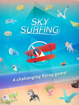 SKY SURFING (MOD, UNLOCKED) APK DOWNLOAD