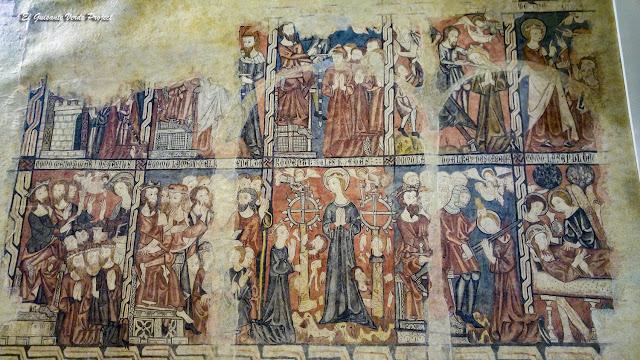 Historia de Sta.Catalina de Alejandría en San Sebastián de los Caballeros - Toro