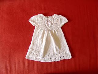 [316] Bawełniana sukienka dla rocznej Julki