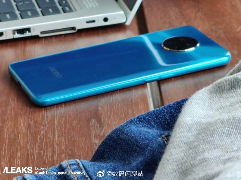 Alleged OPPO Reno2 Ace live images surfaces on Weibo