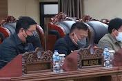 DPRD Sulut Gelar Paripurna Pertanggunjawaban Gubernur Untuk Penggunaan APBD 2020