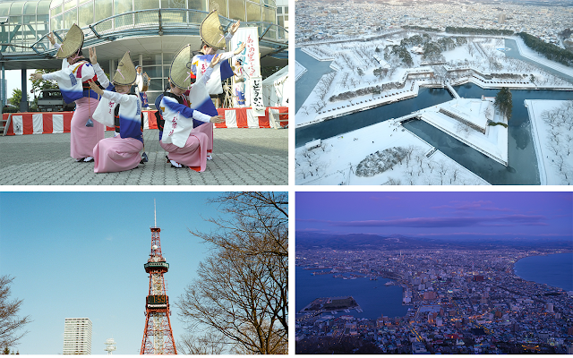 Hokkaido(北海道) Prefacture Japan-Things to do,Weather,Map,Cities