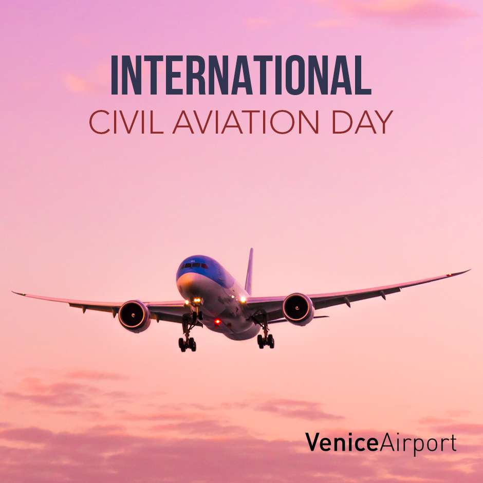 International Civil Aviation Day Wishes Photos
