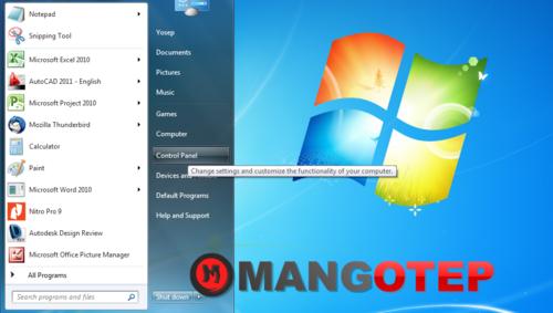 Windows 7 : Cara Menampilkan Folder yang di Hidden