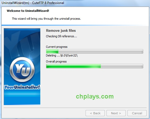 Cách sử dụng Your Uninstaller để gỡ ứng dụng đã cài đặt trên PC e