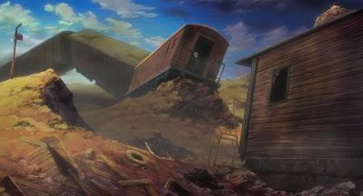 Anime Train Wreck