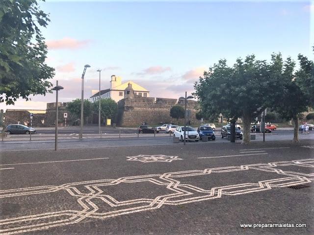 monumentos en Ponta Delgada Azores