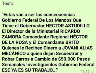 En Acapulco dejan 2 cabezas con narcomensaje para el Gobernador de Guerrero