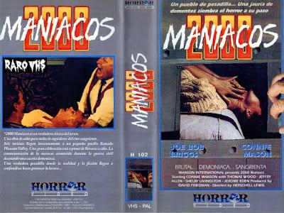 2000 Maniacs -1964 - Herschell Gordon Lewis