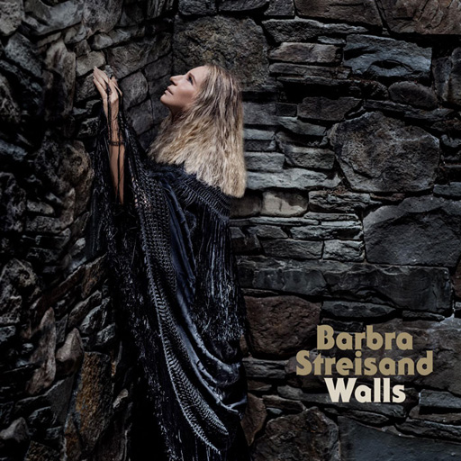 Legendary actress and recording artist Barbra Streisand has released her first single from her upcoming album, Walls, set for release November 2.
