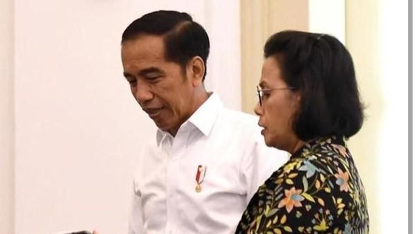 Beda Keinginan Jokowi dan Sri Mulyani soal THR PNS 2021