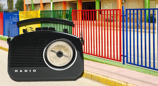 La radio y el colegio también se llevan muy bien