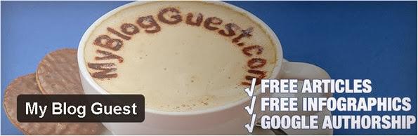 My Blog Guest plugin for WordPress