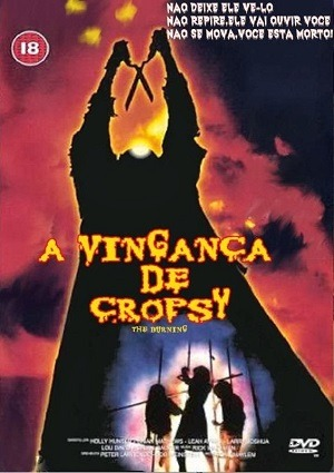 A Vingança de Cropsy - Chamas da Morte Torrent Download