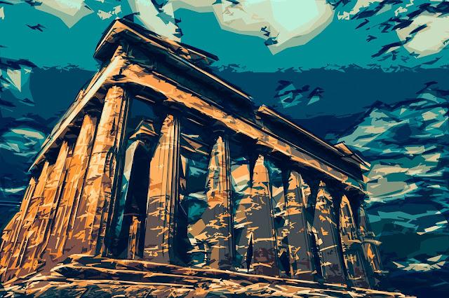 パルテノン神殿はなぜ作られた?歴史的背景を分かり易く解説