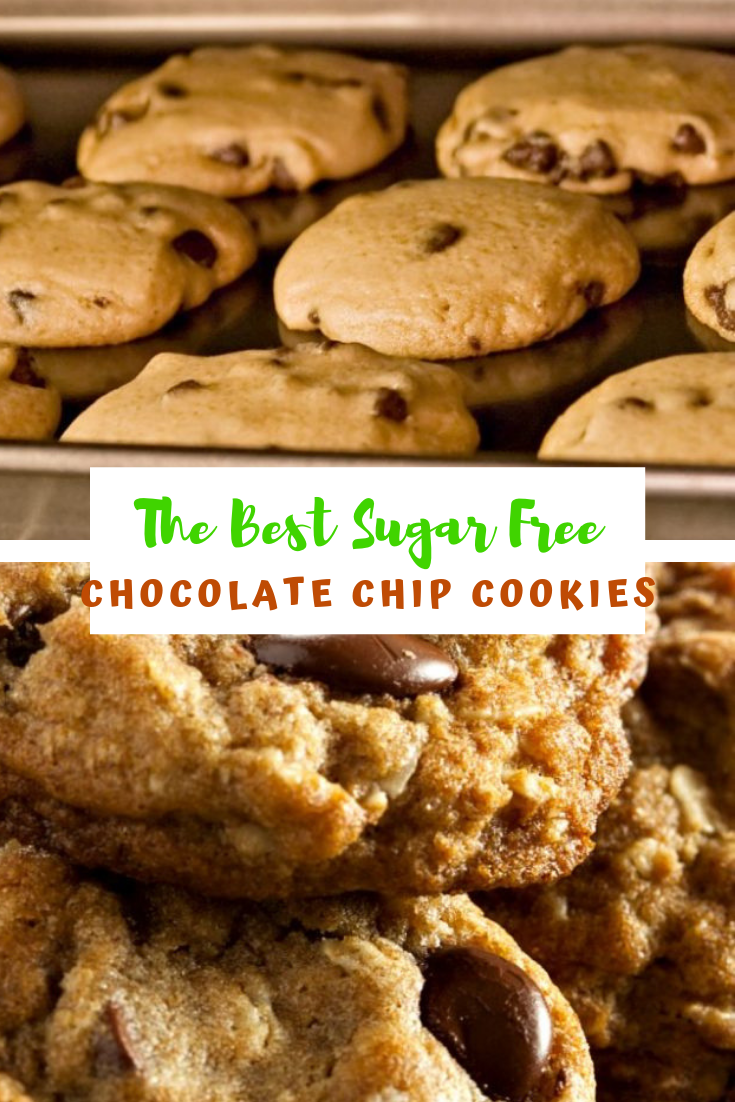 #The #Best #Sugar #Free #Chocolate #Chip #Cookies #Snacks #easyrecipe