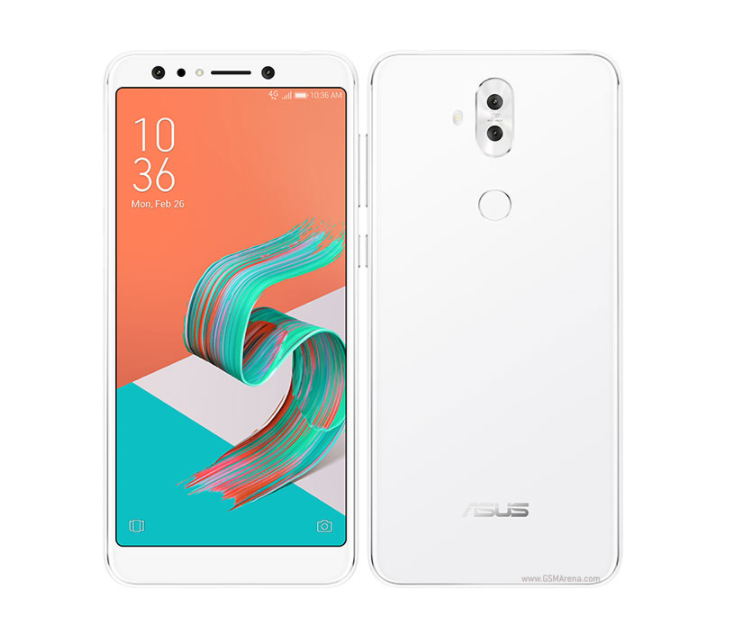 ASUS Zenfone 5 Lite Unveiled; 18:9 Screen, Quad Cameras, and Face Unlock