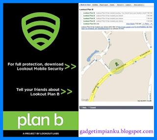 Cara mengetahui posisi teman melalui pin blackberry Plan B.jpg