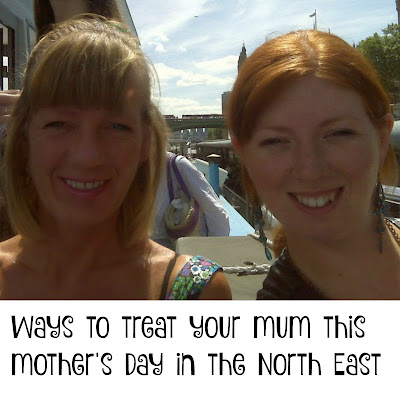 North East themed gifts for mum this Mother's Day