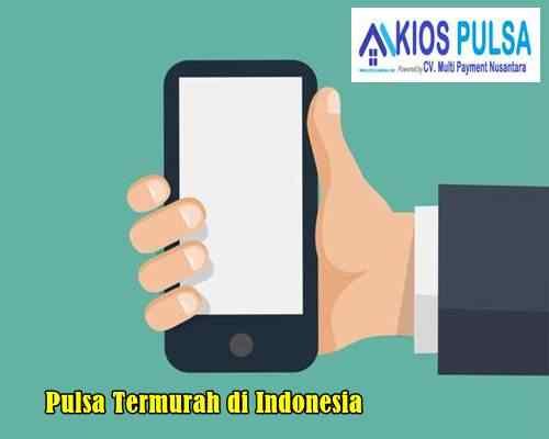 Apakah Ada Penjual Pulsa Termurah di Indonesia?