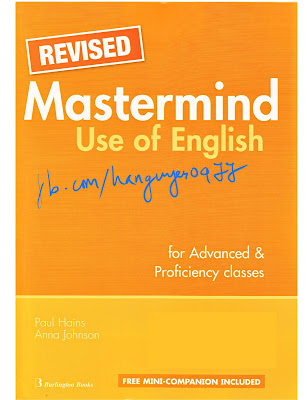 Mastermind Use of English For Advanced