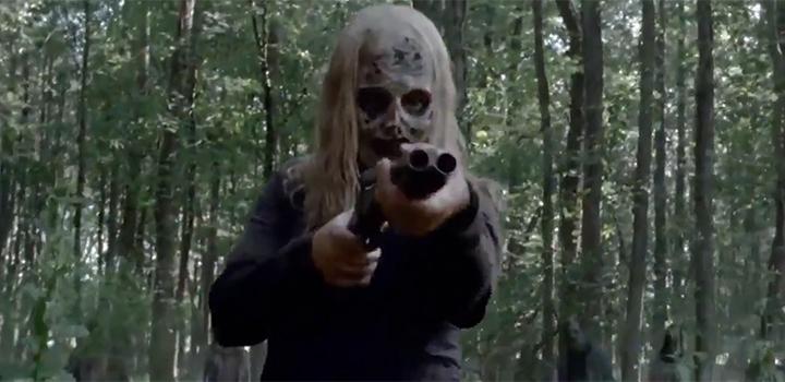 Sussuradores The Walking Dead Season 9