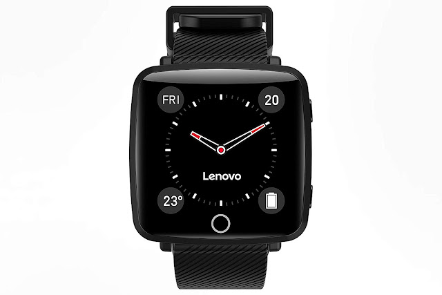 The Trending Stuff About Lenovo Carme HW25P Smartwatch.